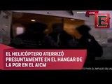 """Trasladan a Dámaso López """"El Licenciado"""", al penal de Ciudad Juárez"""