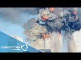 EU: Conmemora 14 años de los atentados a las Torres Gemelas