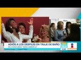 """Adiós a los desfiles en trajes de baño en """"Miss America""""   Noticias con Paco Zea"""