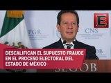 Gobierno federal desconoce documentos presentados por AMLO