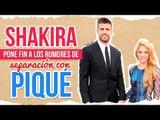 Shakira pone fin a los rumores de su separación con Piqué | De Primera Mano
