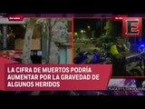 Detenidos en Barcelona no son responsables del atentado terrorista en Las Ramblas