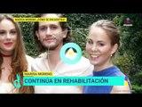 El nieto de Cantinflas habla sobre el progreso de sus hermanos en rehabilitación  De Primera Mano
