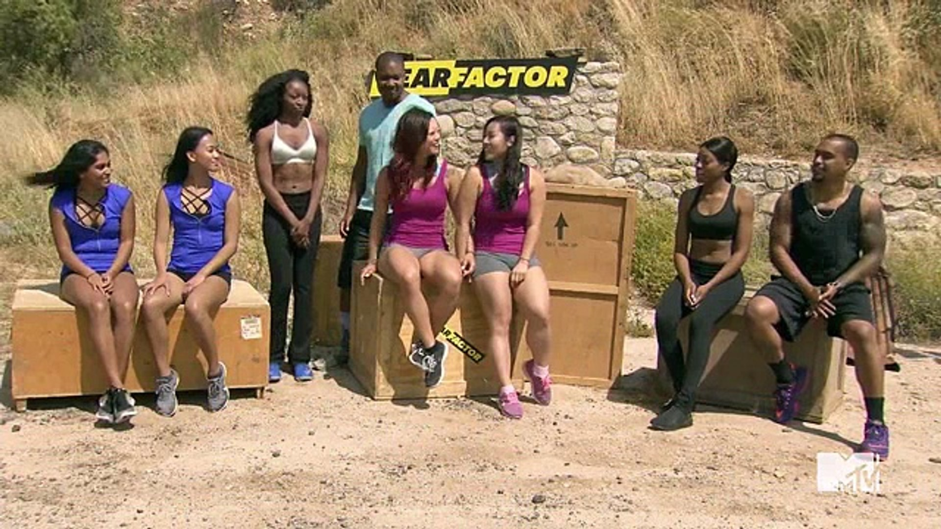 Fear Factor S01 E06 The Struggle Is Real