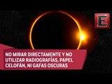 Eclipse de Sol, espectáculo natural y ventana a la ciencia