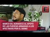 Entrevista exclusiva a Marco Gil, fotógrafo que capturó la imagen del soldado llorando