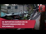La situación en la infraestructura eléctrica es grave: delegado de Xochimilco