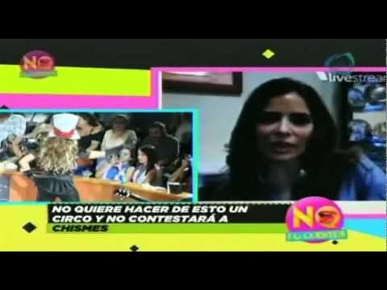 Gloria Trevi habla sobre la batalla legal contra TV Azteca. No lo Cuentes