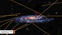 Astronomers Discover Stars Flying Between Galaxies