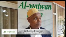 L'Ancien Gouverneur de la Banque Centrale des Comores, Ancien ministre des Finances et Ancien maire de Moroni, Saïd Ahmed Saïd Ali, décédé ce vendredi, était au