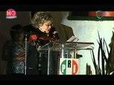 Silvia Pinal recibe homenaje por su labor político / Silvia Pinal receives a tribute in politics