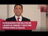 EU solicita retener a Eugenio Hernández con fines de extradición
