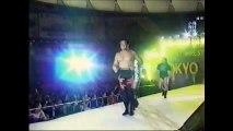 Junji Hirata/Osamu Nishimura/Satoshi Kojima/Manabu Nakanishi vs Kazuo Yamazaki/Osamu Kido/Takayuki Iizuka/Yuji Nagata (New Japan TV January 11th, 1997)