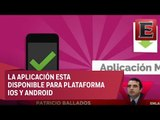 Patricio Ballados habla sobre la aplicación INE 2.0