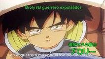 Dragon Ball Super Broly - Tráiler Oficial #2 (Sub. Español)