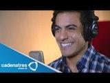 """Carlos Rivera habla de su disco """"El hubiera no existe"""" / Carlos Rivera talks about his new album"""