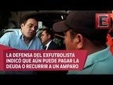 Juez ordenan destitución de Cuauhtémoc Blanco