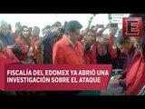 Hieren a precandidato a alcaldía de Cuautitlán Izcalli