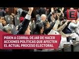 PRI frena informes sobre pugna entre Hacienda y Javier Corral