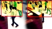 BJP Leader NandKumar Chauhan ने की Toll Worker के साथ हाथापाई , Watch Video | वनइंडिया हिंदी