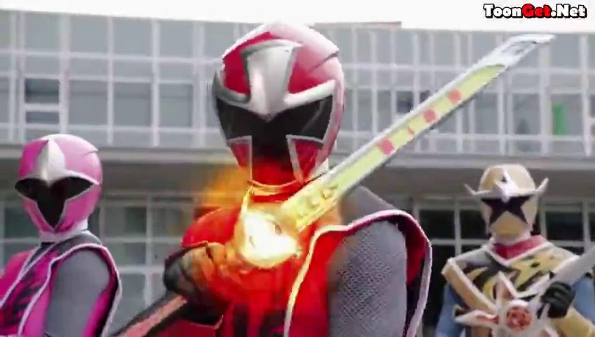 Power Rangers Super Ninja Steel Episode 16