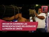 Turistas y feligreses viven con devoción la Procesión de los Cristos en Taxco