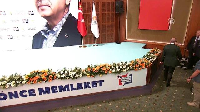 Cumhurbaşkanı Erdoğan: 'AK Parti, hizmetkarlığına talip olduğumuz bu büyük milletin bizzat kendi partisidir' - ANKARA