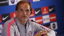 Replay: Press conference before Paris Saint-Germain - Olympique Lyonnais