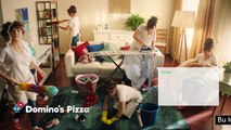Artık Pazar Günü Domino's Günü! - Dominos Yeni Reklam Filmi
