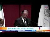 Avanzan investigaciones sobre caso Iguala