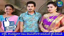Karthika Deepam Serial Episode 33 22 - November, 2017 Maa tv Serial