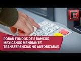 Fallas en cajeros y transferencias bancarias afecta a más de 20 bancos