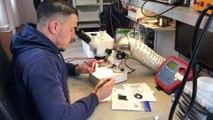 Installé en Côte-d'Or, le Télécommandier est le seul artisan de France spécialisé dans la réparation de télécommandes