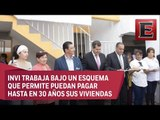 Breves Metropolitanas: Entrega Amieva departamentos en Iztacalco