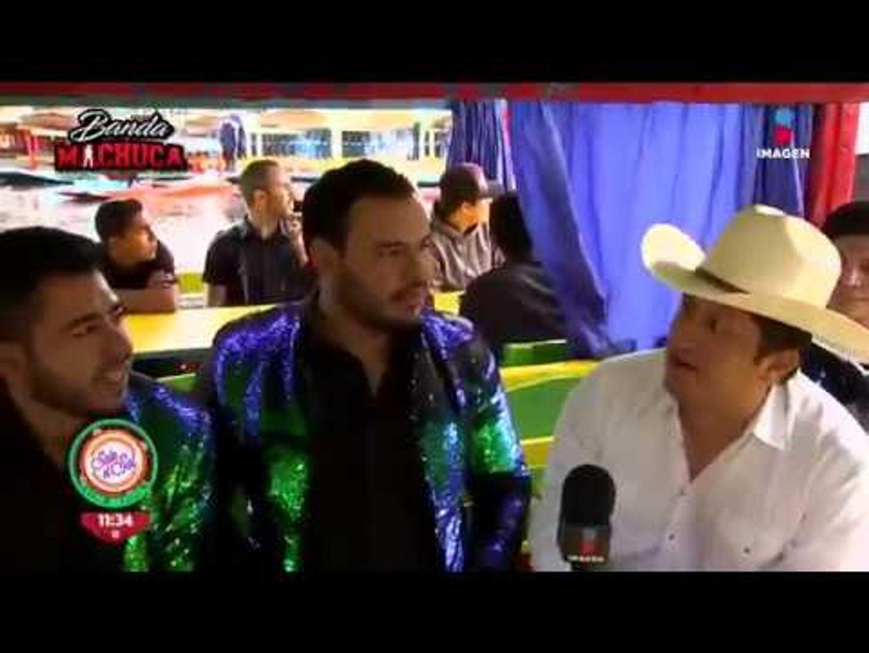 ¡Banda Renovación se fue con Banda Machuca a Xochimilco! | Sale el Sol