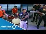 Show en vivo de Pee Wee en No lo cuentes / Live show de Pee Wee en No lo cuentes