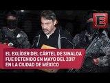 ÚLTIMA HORA: México entrega a EU a Dámaso López, El Licenciado