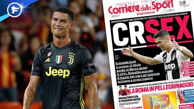 Le scandale sur CR7 fait les gros titres en Italie, le Real Madrid en plein doute