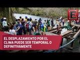 Cambio Climático: migrantes climáticos o ambientales