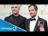 Gravity brilla en los premios Bafta de Reino Unido / Gravity shines in UK Bafta awards