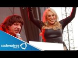 Laura León pone a bailar a el Vive latino 2014 con su Tesorito / Laura León en el Vive latino 2014