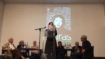Prix Marguerite Duras : Maud Andrieux lit un extrait du roman lauréat