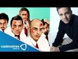 Cristian Castro participará en video de Genitallica / Cristian Castro in Genitallica's video