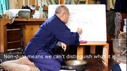 How to meet your Necessary Butoh | Subbody Method Video Lecture | Rhizome Lee