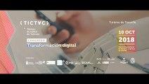 TIC Tac, Congreso de Transformación Digital: retos y oportunidades para el sector turístico