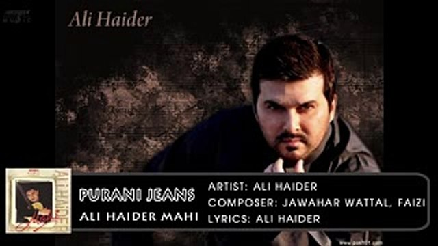 Purani Jeans | Ali Haider | Mahi | Hindi Album Songs | Archies Music