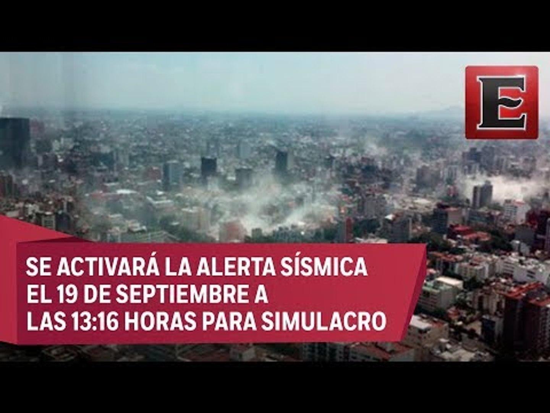 """""""La participación de los ciudadanos es primordial en los simulacros"""": Guido Sánchez"""