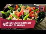 Salud y Bienestar: Nutrición, aprender a comer bien