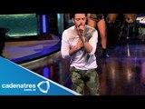 Show en vivo de Pee Wee en No lo Cuentes / Live show of Pee Wee in No lo Cuentes