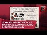 Juan José Solís habla del Álbum de México Monumental